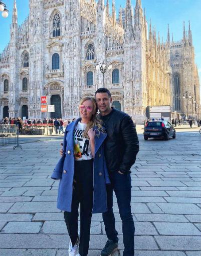 Ксения Бородина с размахом отпраздновала юбилей в Милане