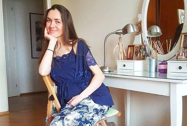 Беременная Мария Адоевцева вынуждена искать новую квартиру