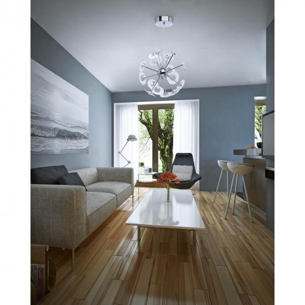 Делаем свой дом уютней— подвесные люстры винтерьере вашего жилья