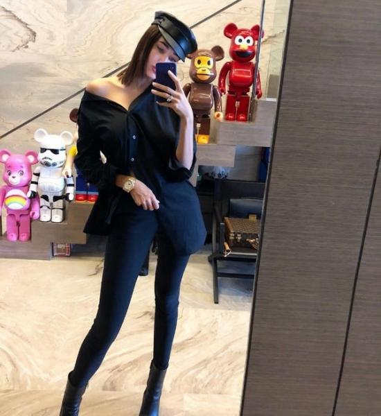 Анастасия Решетова намеревается еще сбросить вес