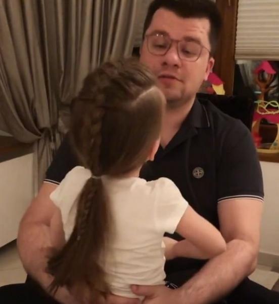 Кристина Асмус заговорила о других детях Гарика Харламова