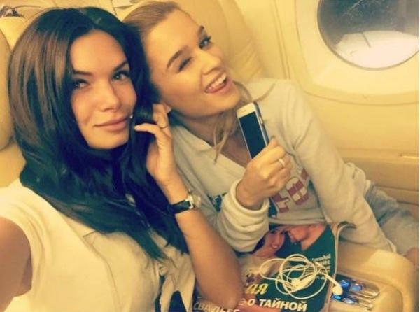 Ксения Бородина раскрыла правду о конфликте с Катей Жужа