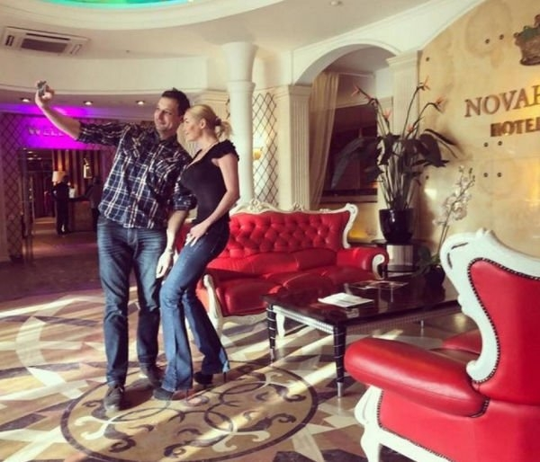 Анастасия Волочкова попалась на неумелом фотошопе