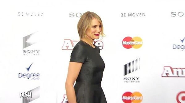 Кэмерон Диас отказывается комментировать информацию о завершении актерской карьеры