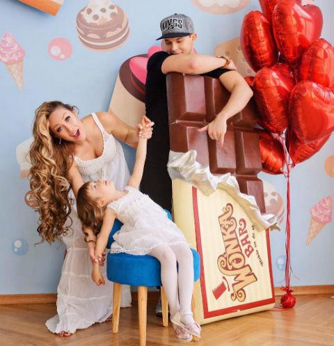 Звезды «Дома-2» Ашмарина и Григоренко узнали пол будущего ребенка