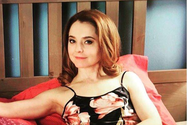Валентина Рубцова похвасталась своей растяжкой