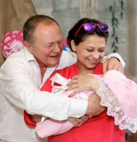 Борис Галкин протестует против актерской карьеры дочери