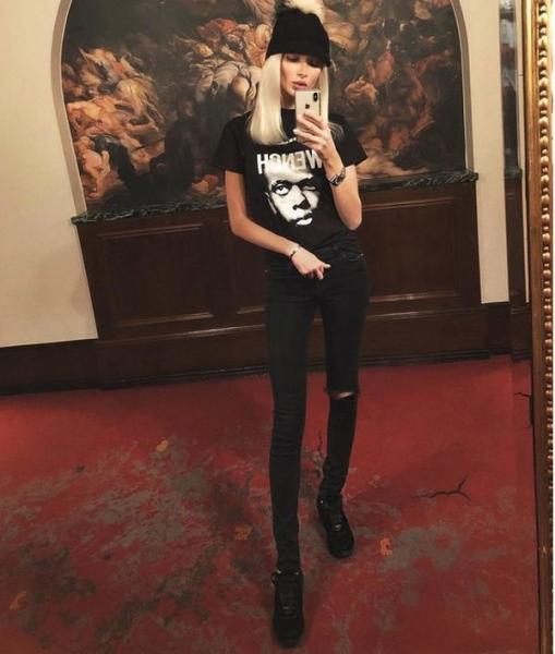 Алена Шишкова спросила совета у фанатов, как набрать вес