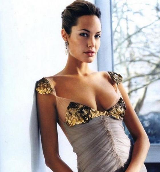 Шон Пенн хочет пригласить Анджелину Джоли на свидание