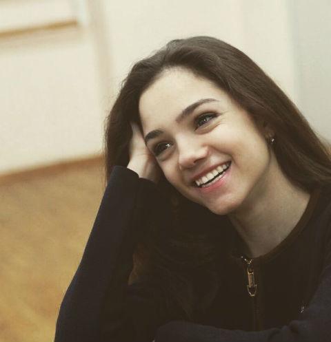 Евгения Медведева отказалась комментировать состояние Юлии Липницкой
