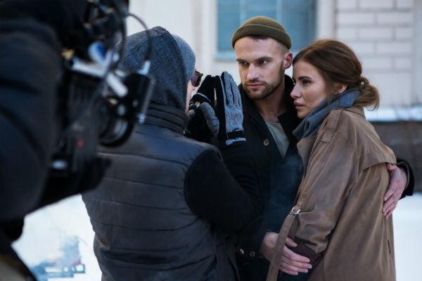 Тата Бондарчук получила первую главную роль благодаря группе «Марсель»