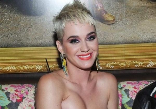 Певицу Кэти Перри чуть не перепутали с мужчиной
