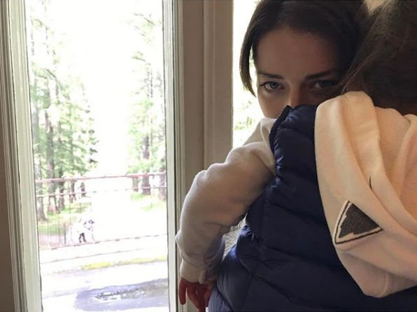 Марина Александрова рассказала об истериках двухлетней дочери