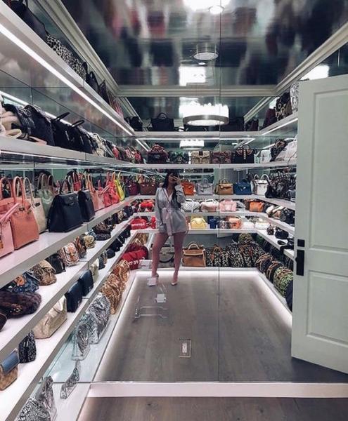 Коллекция сумок Кайли Дженнер шокировала ее поклонников