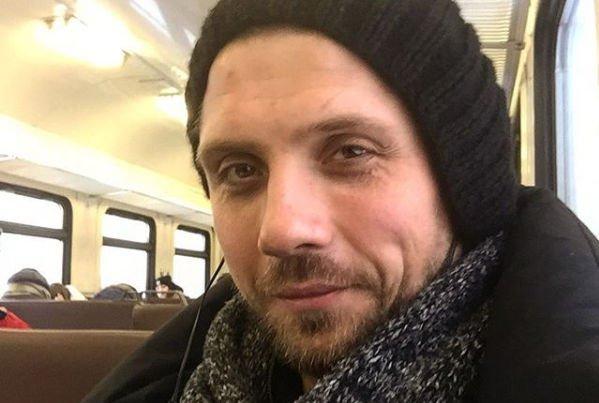 Роман Маякин похудел на 30 кг ради съемок в сериале