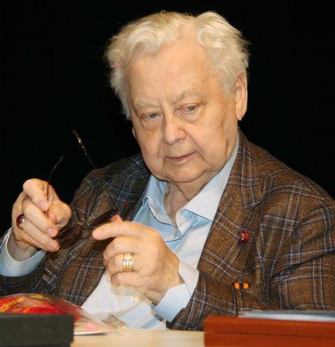 Олегу Табакову нашли замену в МХТ им. Чехова