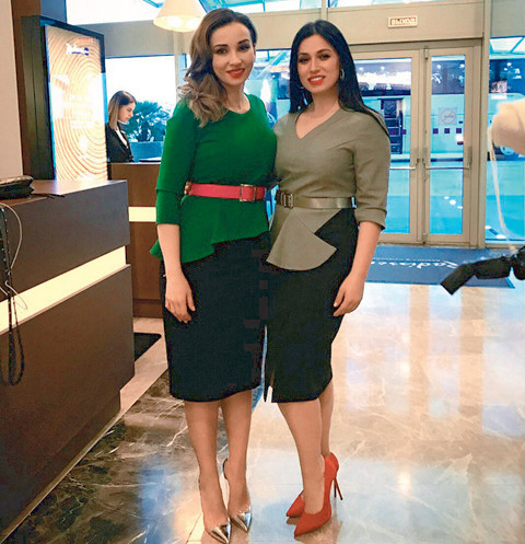 Анфиса Чехова сделала из подписчицы звезду и подарила ей платье