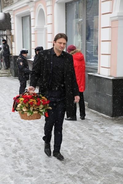 В Москве проходит прощание с Олегом Табаковым: ОНЛАЙН-трансляция