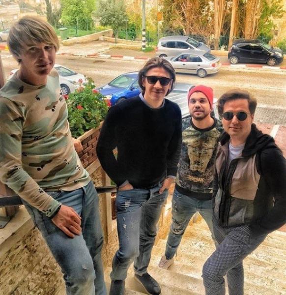 "Группа ""Кватро"" выпустили лирик-видео международного уровня"