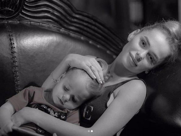 Анна Хилькевич ужаснулась от неопытности няни своей дочери