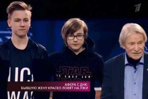 Молодой жене Ивана Краско пришлось вынести два ДНК-теста