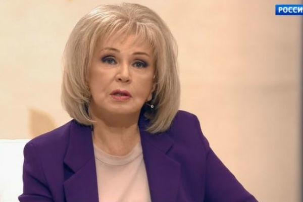 Валентина Титова жалеет, что убила третьего ребенка от Владимира Басова