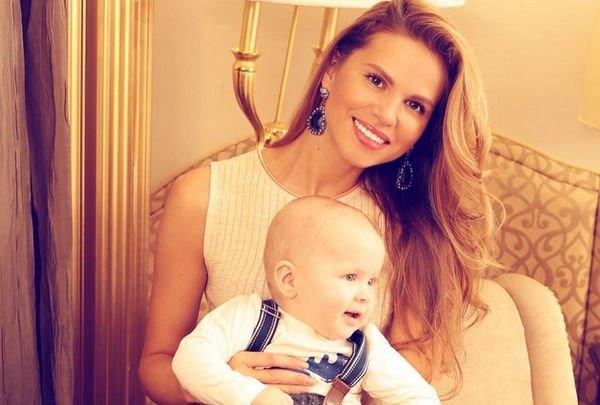 Сын Ольги Казаченко был рожден от ее давнего знакомого