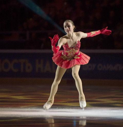 Провал Алины Загитовой: что случилось с олимпийской чемпионкой