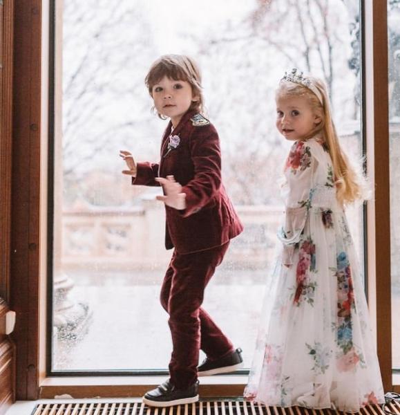 Максим Галкин привел в восторг фанатов трогательным фото своих детей