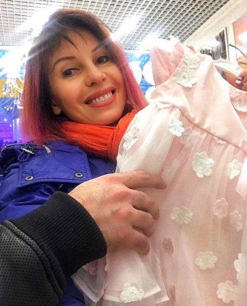 Наталью Штурм поздравляют с беременностью