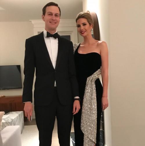 Иванка Трамп и ее муж уходят с поста советчиков президента