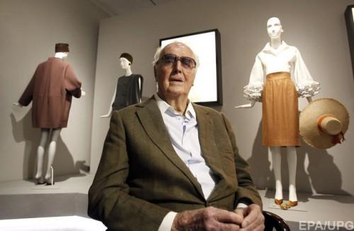 Умер основатель Givenchy Юбер де Живанши
