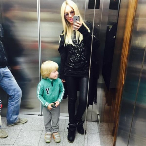 После лечения в психиатрической клинике Малиновская «подсела» на запрещенные препараты