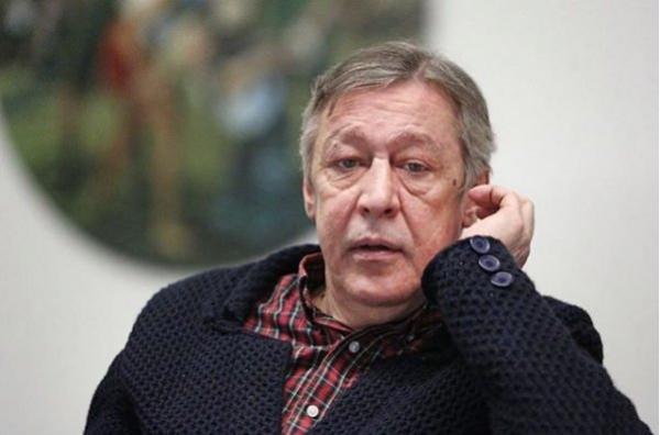 Жена Михаила Ефремова не верит слухам о его пьяных выходках