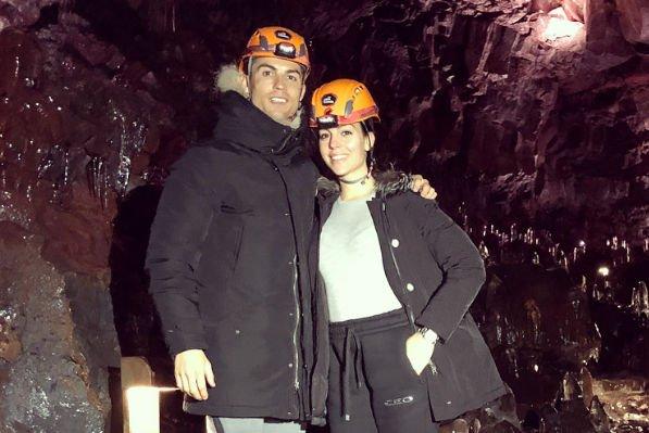 Криштиану Роналду и Джорджина Родригес отправились в романтическое путешествие
