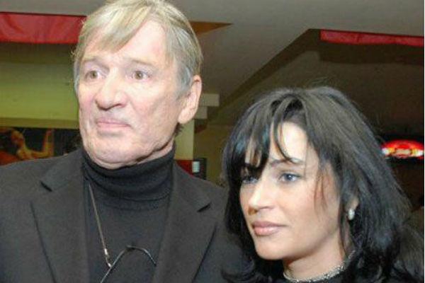 Сергей Трофимов поведал о романе со вдовой Александра Абдулова