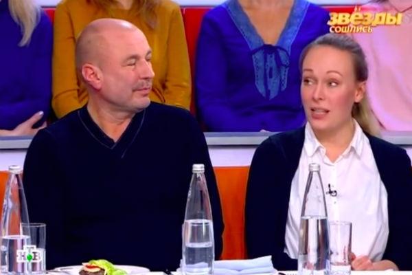 Молодая жена отбирает у Бориса Грачевского деньги