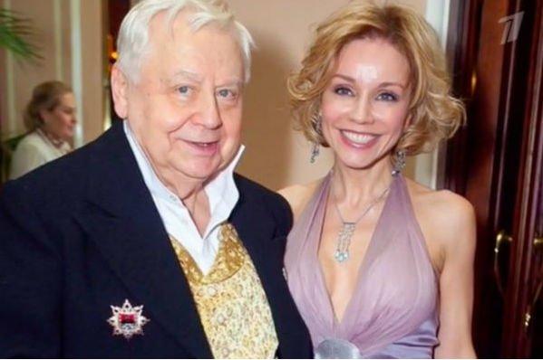 Стало известно о борьбе Олега Табакова с онкологией