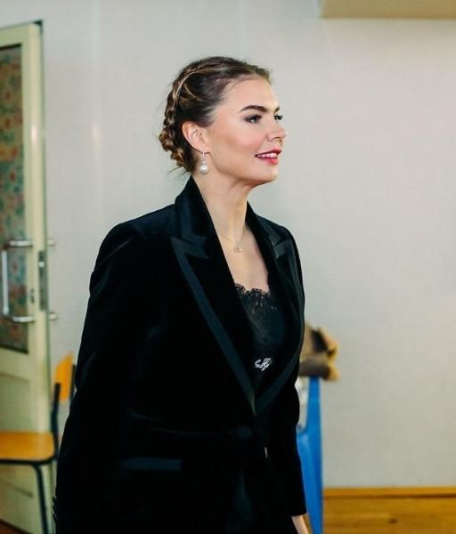 Алина Кабаева в откровенном интервью рассказала о личном