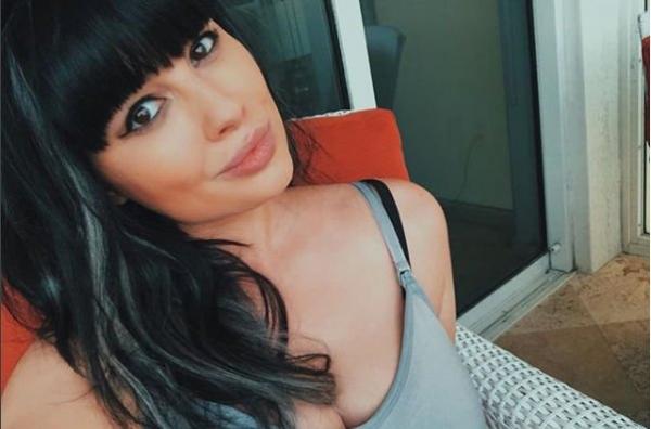 Нелли Ермолаева боится, что муж может ее бросить из-за ребенка