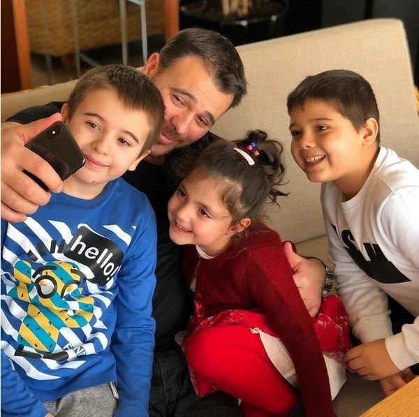 Эмин Агаларов хочет еще раз стать отцом