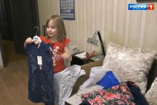 Брошенная в роддоме дочь Серова прошла ДНК-тест