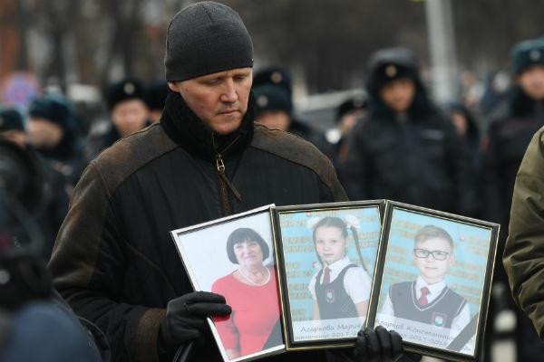 Простите, дети! Несбывшиеся мечты погибших в Кемерове