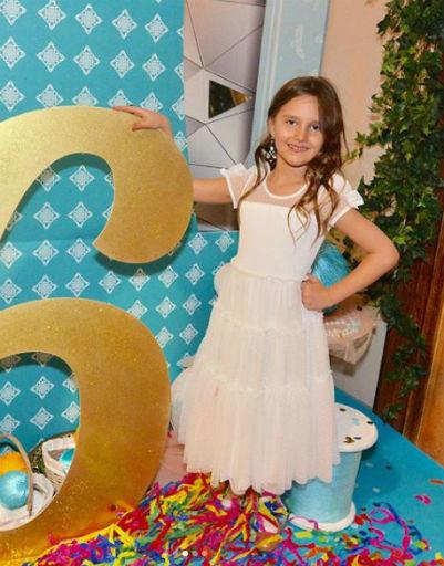 Кристина Орбакайте с размахом отметила день рождения дочери