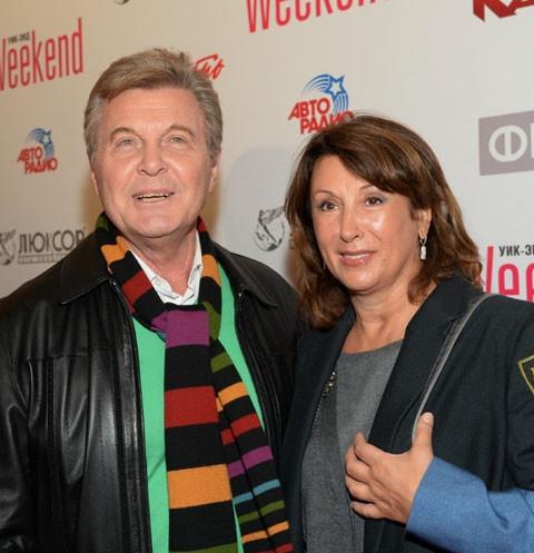 Жена Льва Лещенко не может смириться с отсутствием детей