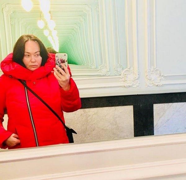 Раритетный снимок Ларисы Гузеевой произвел фурор в Сети