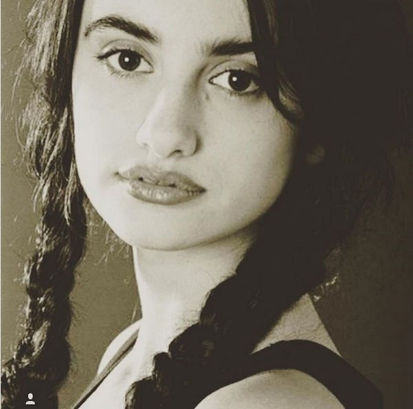 Пенелопа Крус восхитила своим подростковым снимком