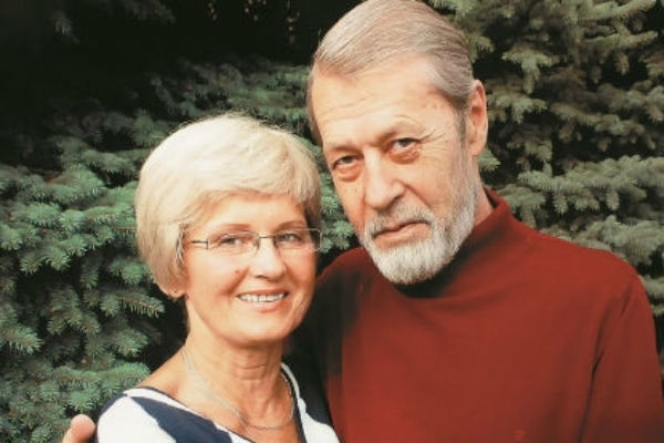 Вдова Георгия Мартынюка не может смириться со смертью мужа