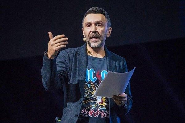 Сергей Шнуров поделился подробностями своей интимной жизни