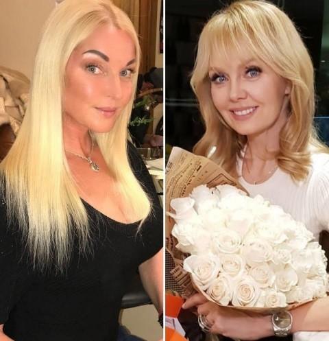 Анастасия Волочкова помирилась с Валерией после многолетнего скандала